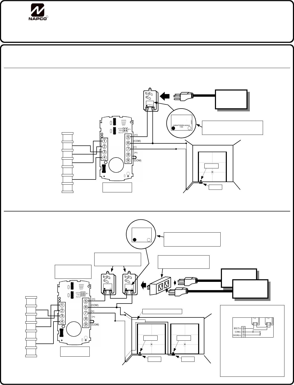 F TP_Garage Wiring_WI1470.03_ADDM T TP Garage Door Wiring on