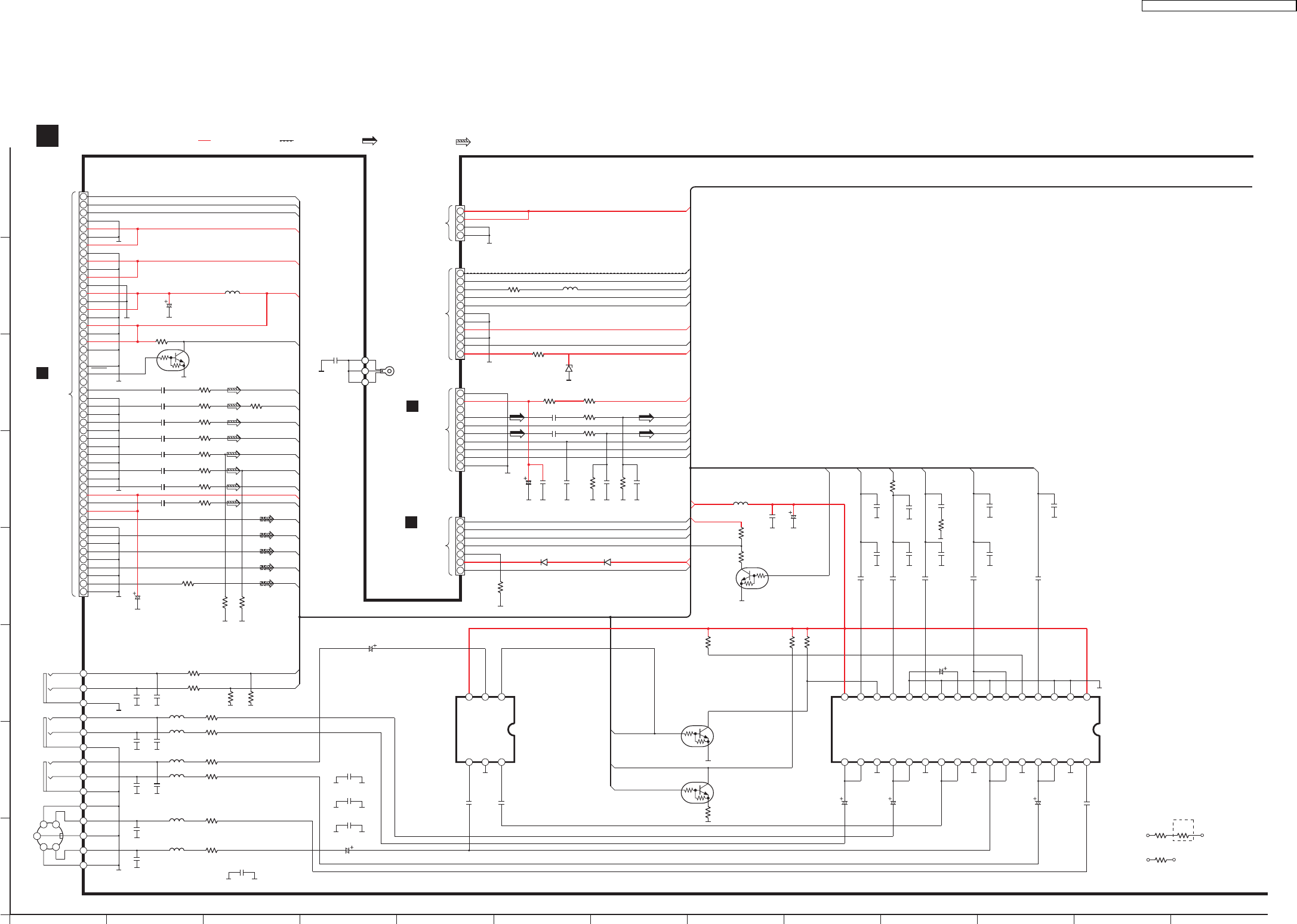 Technics Saht 340 Gc Gs Gcs Service Manual 1w 4w 6w 10w 12w Led Driver Circuit Smps Making Easy Circuits B Main Fl Volume Mic