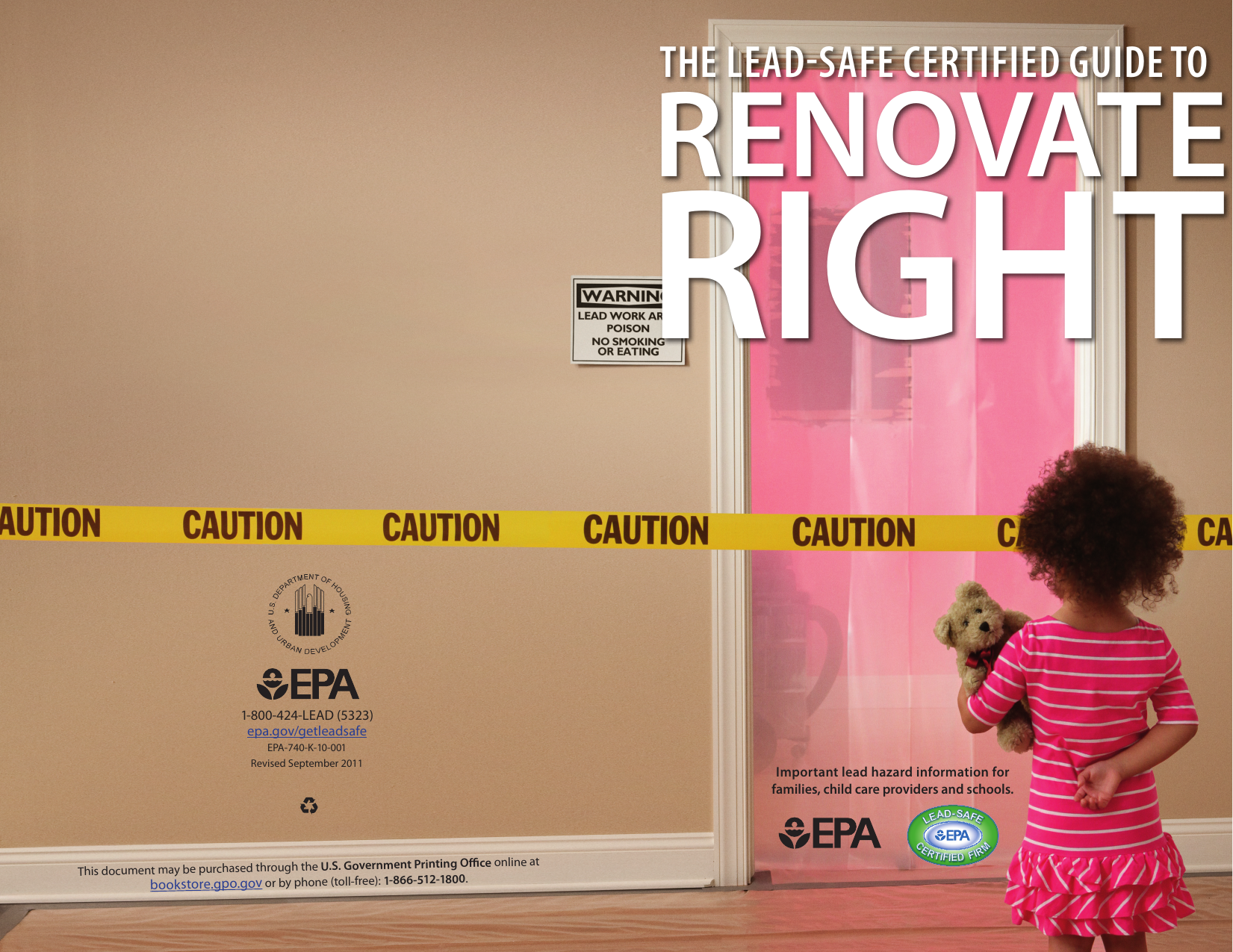 Page 1 of 12 - The Lead-Safe Certified Guide To Renovate Right
