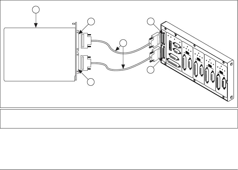 R 422 Standard Pinout Diagram
