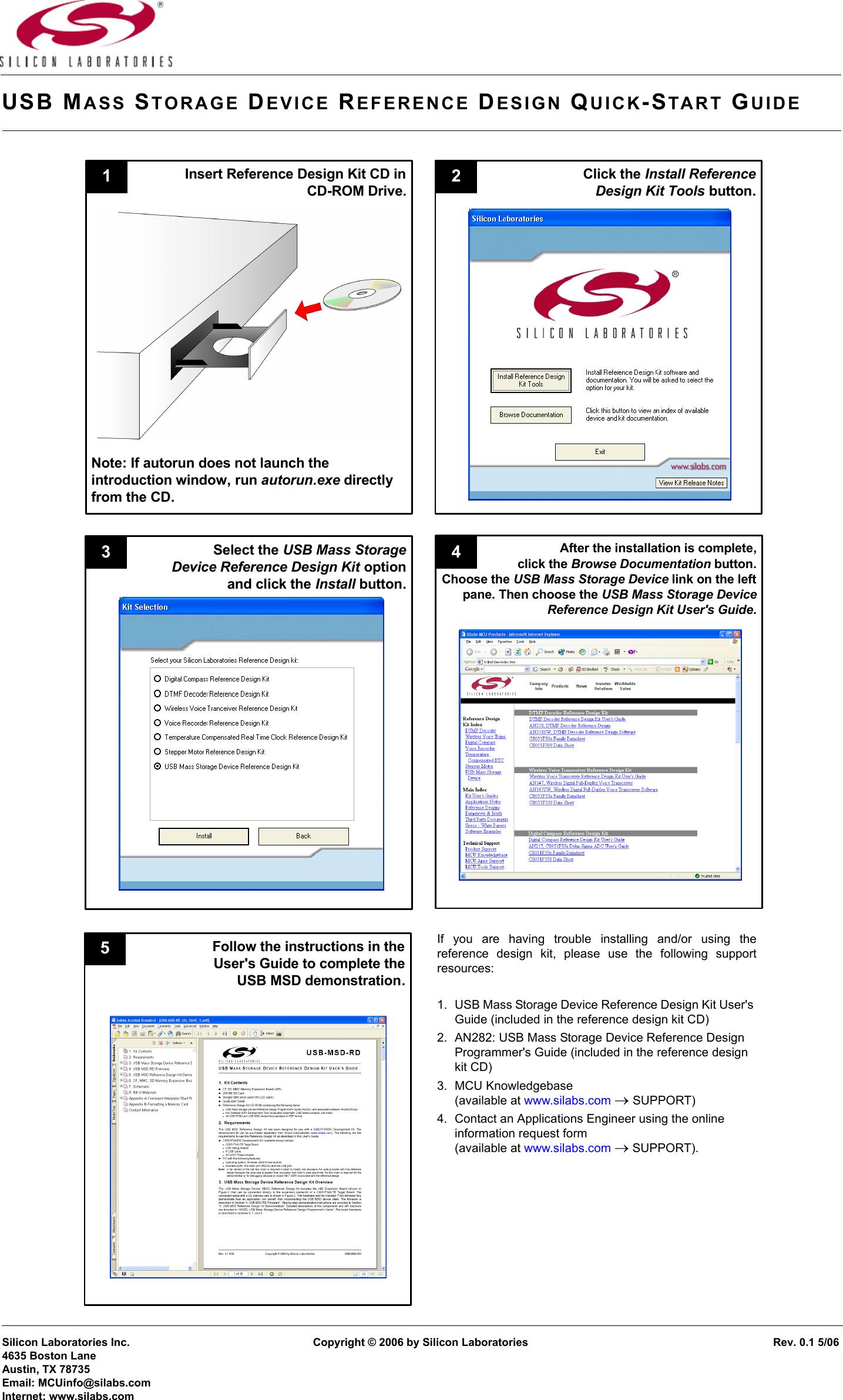USB MSD RD_qs_guide_rev0_1 RD Qs Guide