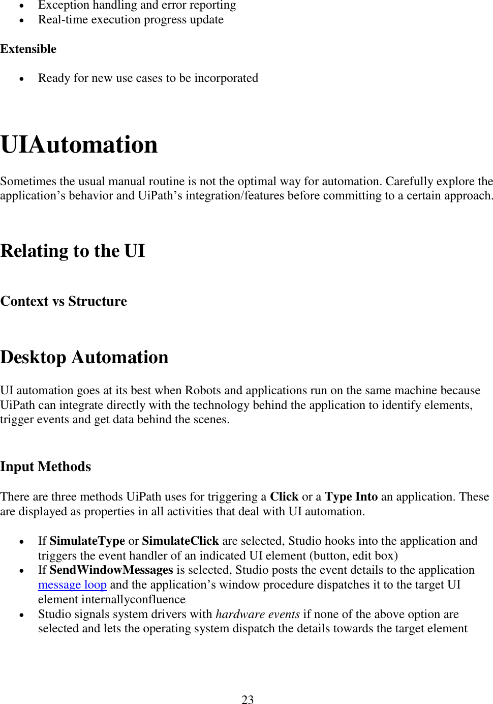 UiPath Automation Best Practice Guide Ui Path