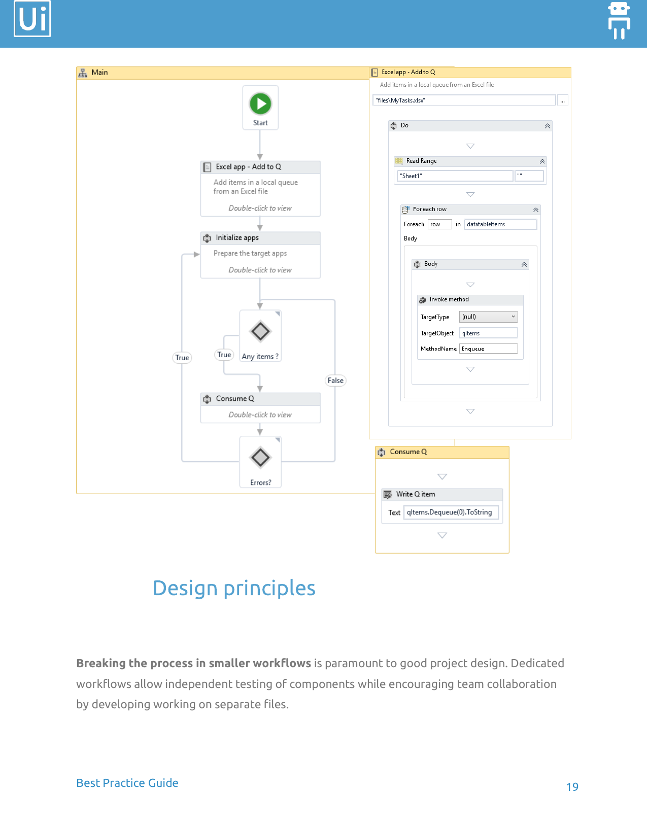 Best Practice Guide Ui Path Automation