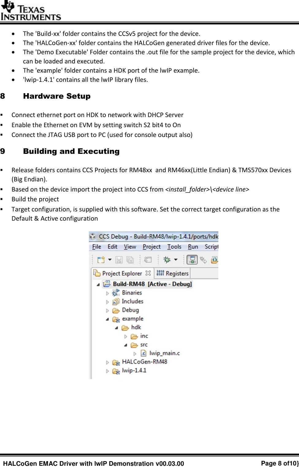 DSPBridge/EPOC User Guide