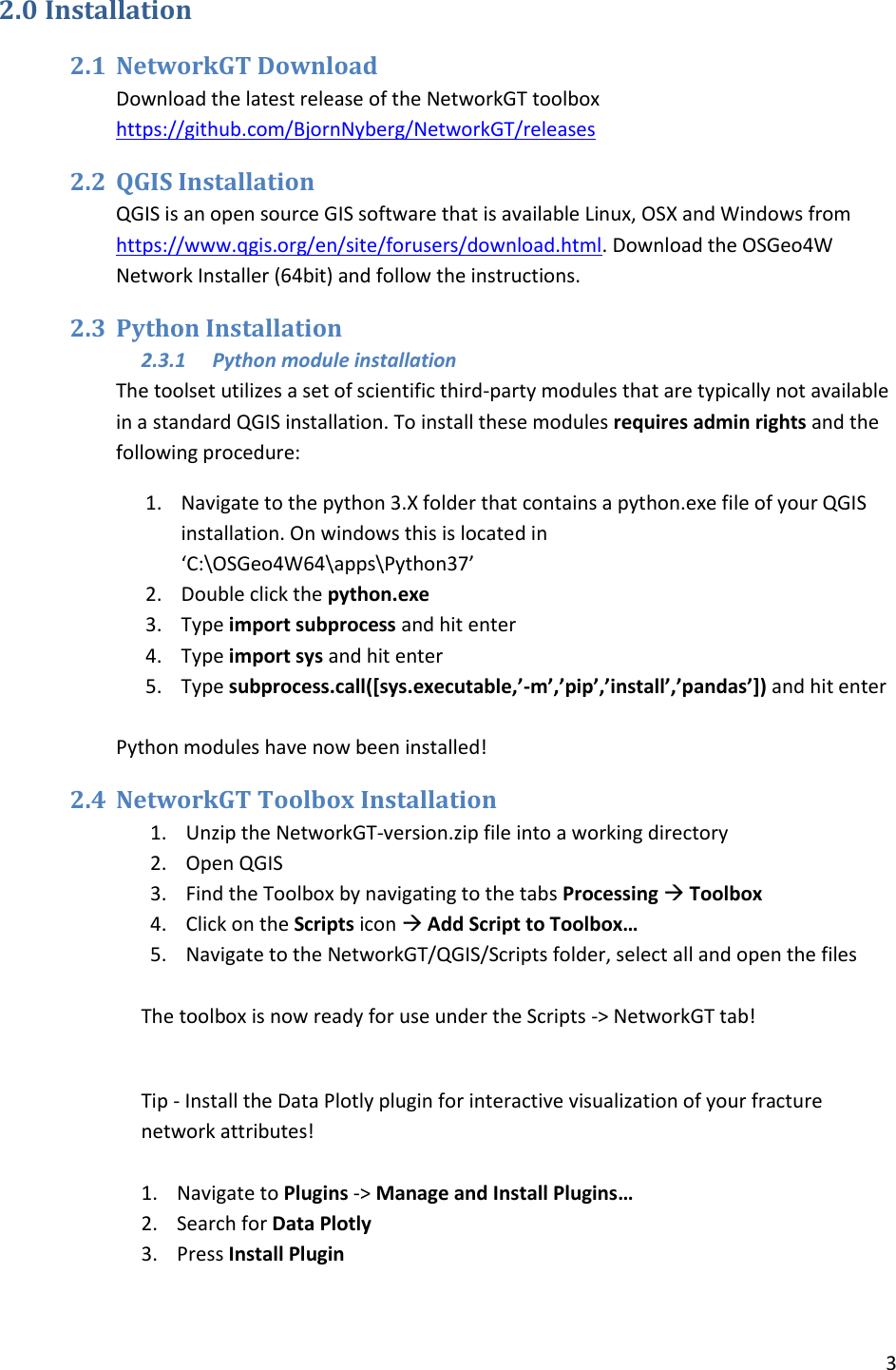 User Guide QGIS BETA