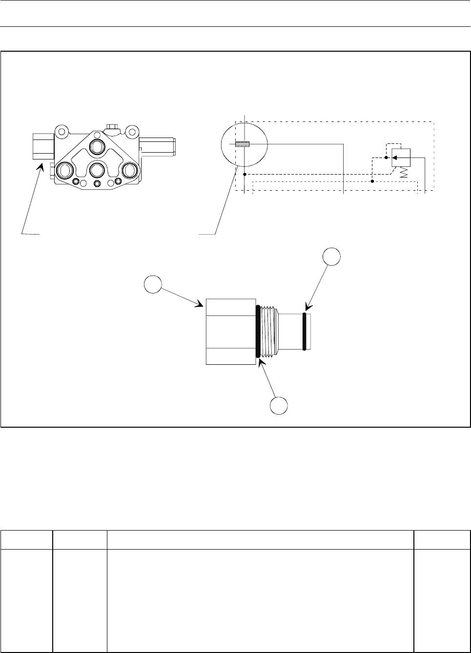V20 Service Manual V 20 V20spare Parts This Application Diagram Indicates How Loadsensing Valves Control Model And Catalog No Sc 1102 Rev 08 26 2002 49
