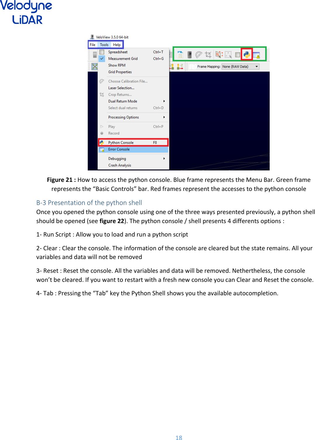 Python Display Pointcloud