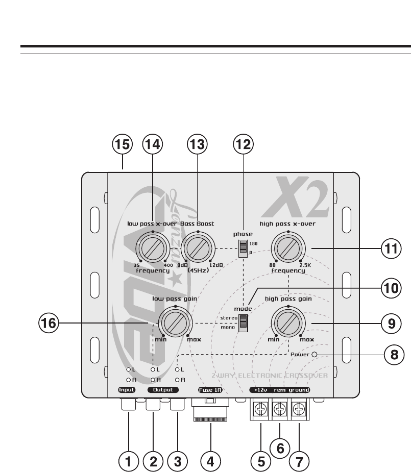 [SCHEMATICS_49CH]  Lanzar Vibe VIBEX2 User's Manual X2 | Lanzar Wiring Diagram |  | UserManual.wiki