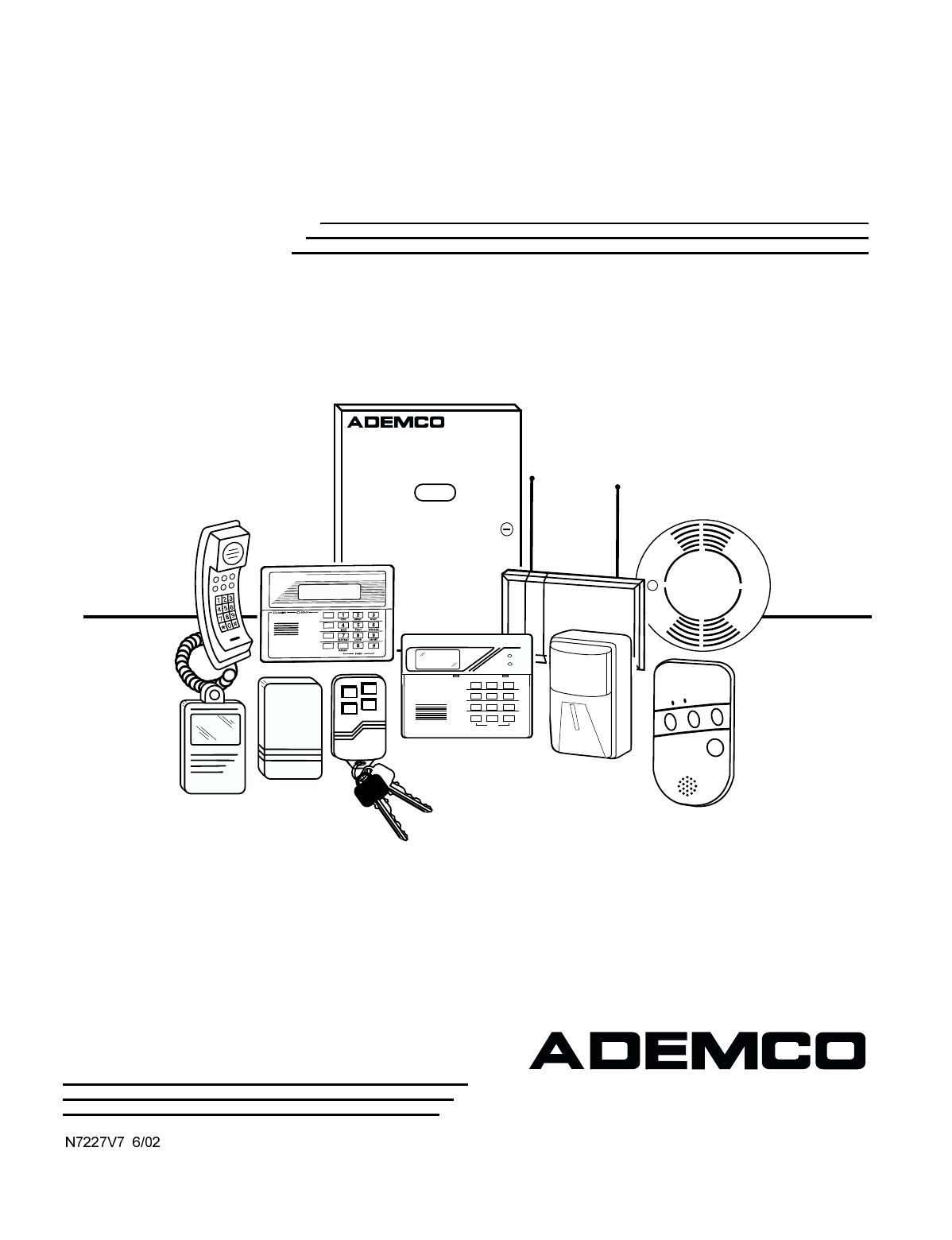 N7227v7ii Vista 10se V7 Installation Manual Honeywell 50 Wiring Diagram