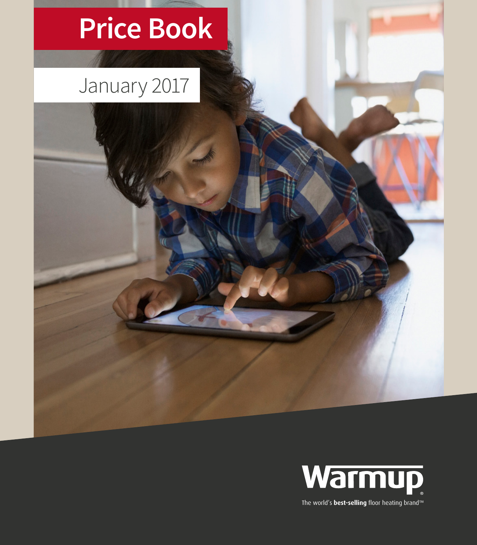 Warmup 2017 Pricebook Usv011lrs Thermostat Wire 18 8 X 50ft Gauge Conductor Ebay