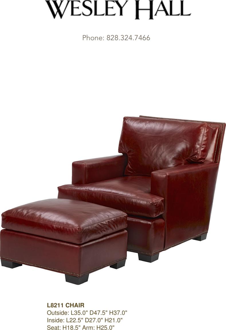 Surprising Wesley Hall L8211 Inzonedesignstudio Interior Chair Design Inzonedesignstudiocom