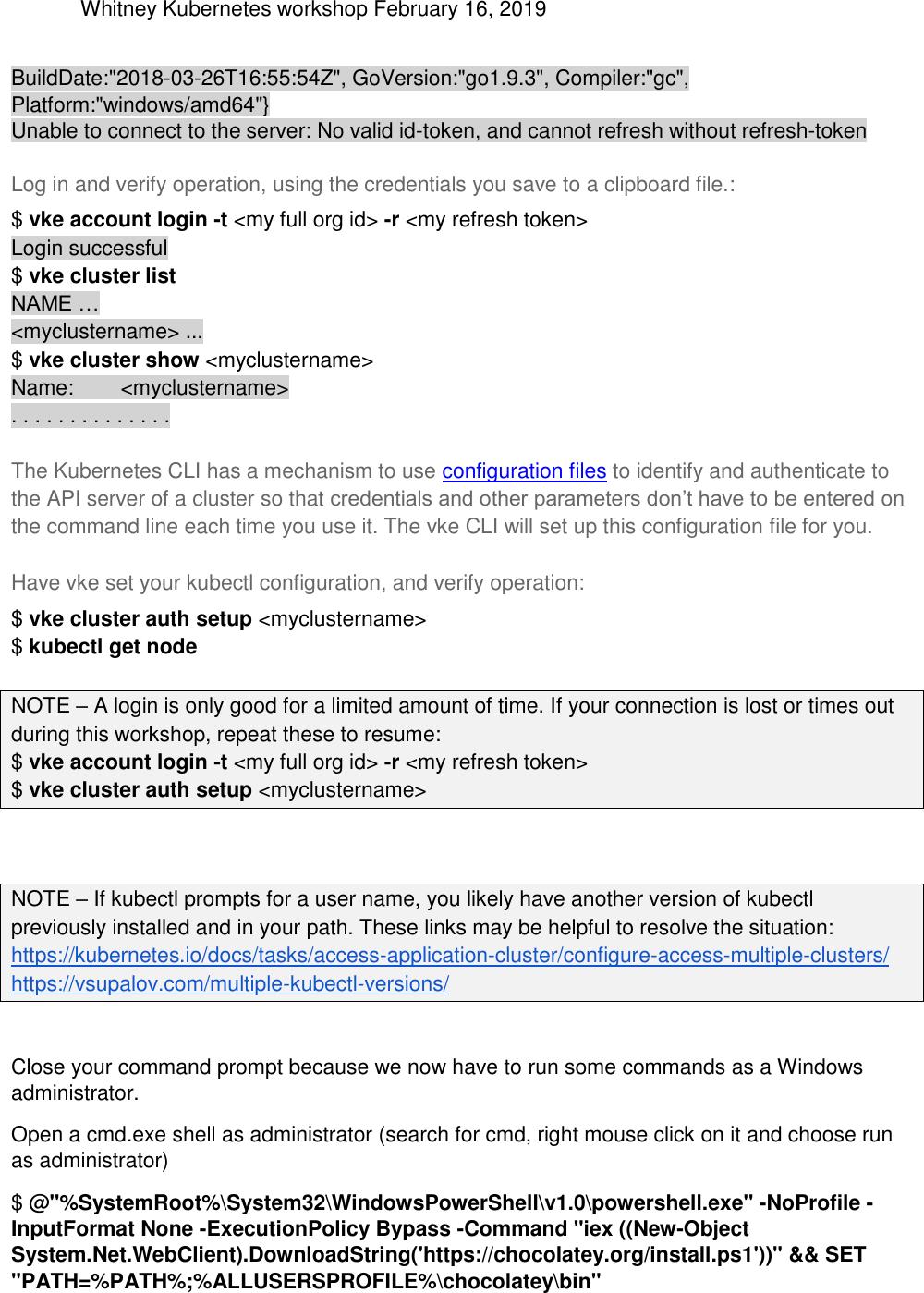 Dploy A Stateful App On Kubernetes Windows Version Deploy