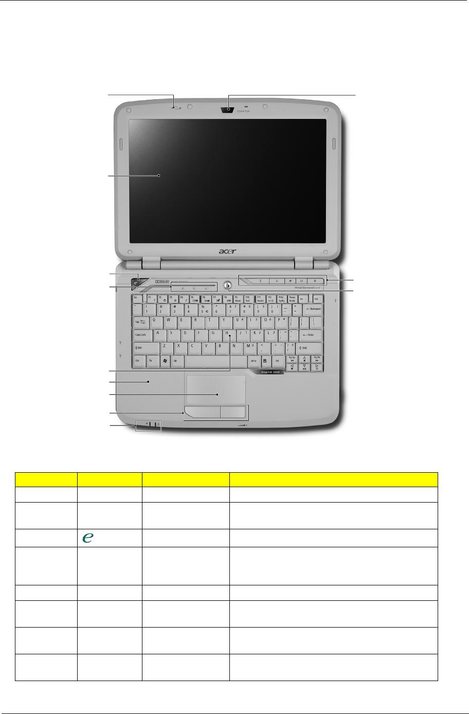 Acer Keyboard KB.INT00.046 CROATIAN