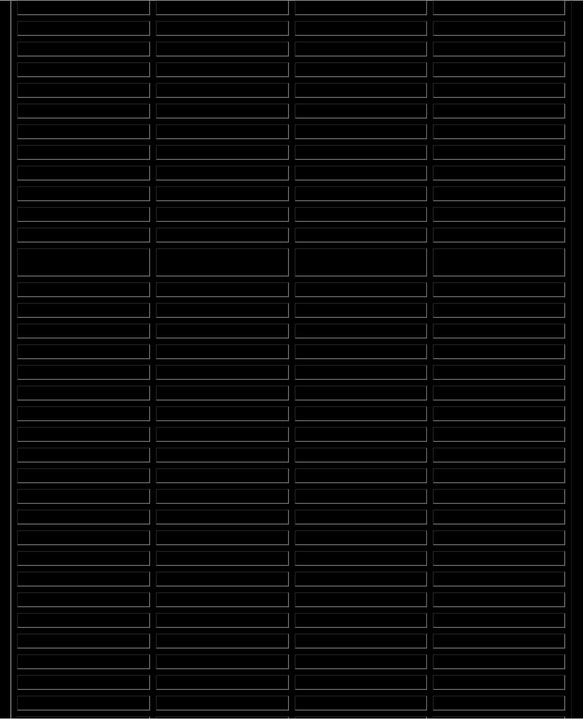 Menu L305 All In One C.b. Tuning Manual Master Volume