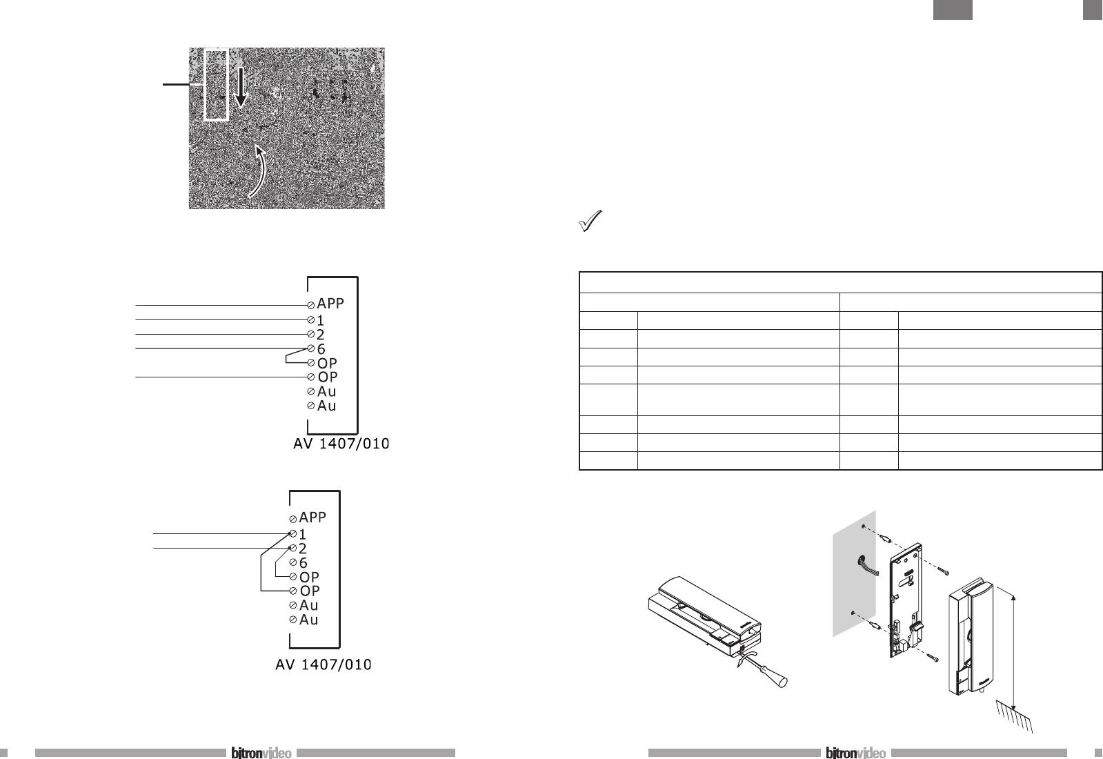 Lbt90214 A Av1407 010 Auta Intercom Wiring Diagram 4ds90330 004a Ds90330 5