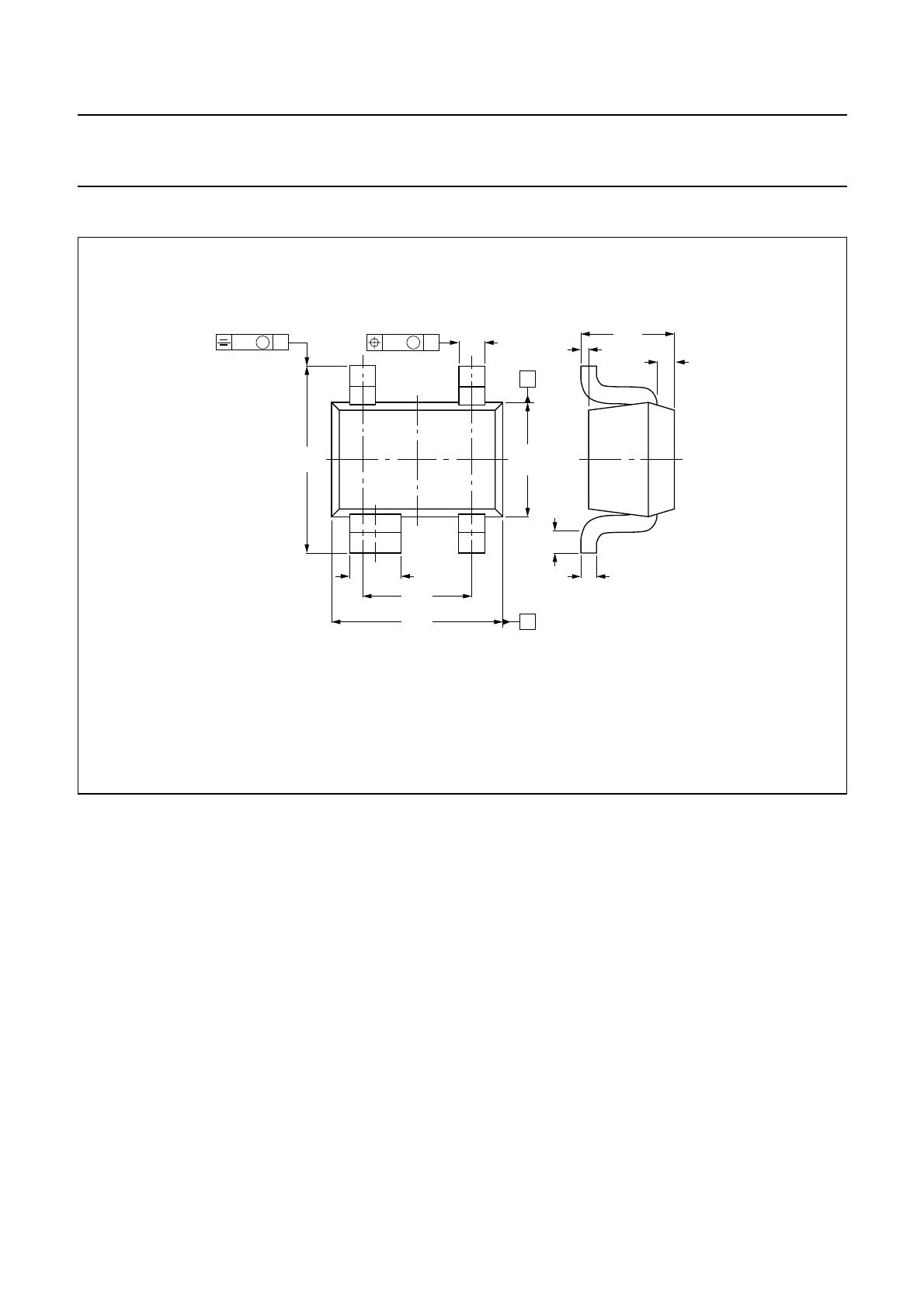 UHF Power Transistor Bfg10w X Philips