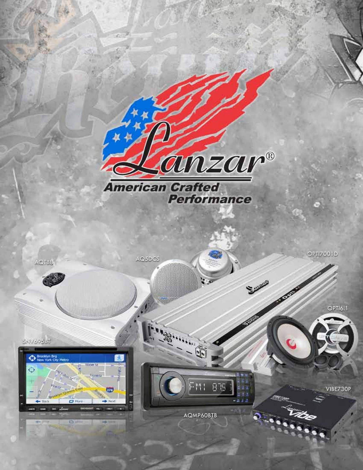 Lanzar Speakers Installation Instructions Max Mxa224 Catalog 210hz Subwoofer Processing Circuit Low Pass Filter Board Kit Speaker System