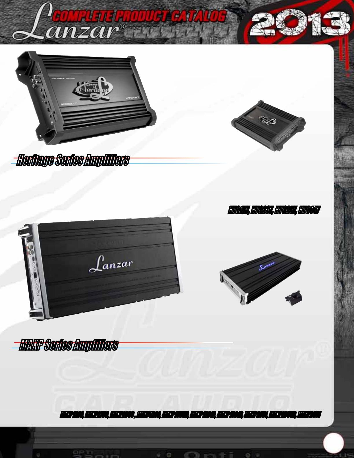 Lanzar Speakers Installation Instructions Max Mxa224 Catalog Lanzarr Ampkit4 4 Gauge Contaq Amplifier Wiring Kit Htg157htg447
