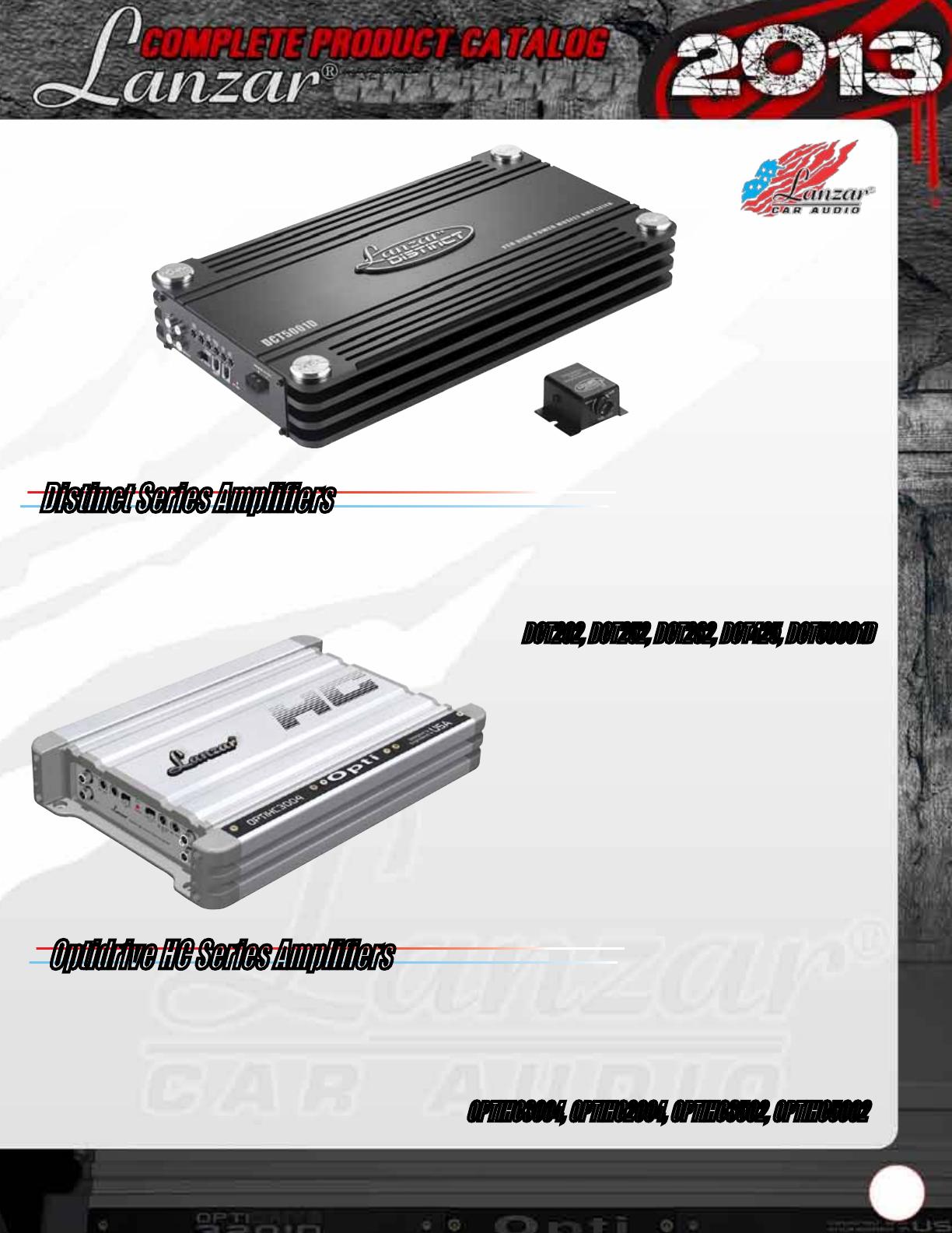 Lanzar Speakers Installation Instructions Max Mxa224 Catalog Lanzarr Ampkit4 4 Gauge Contaq Amplifier Wiring Kit Youve Been Missing