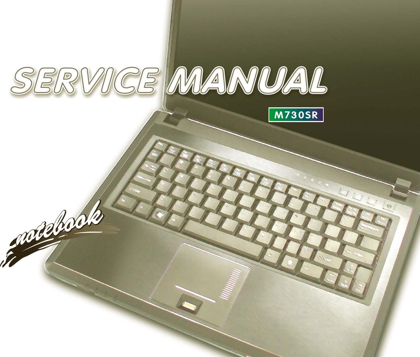 Clevo M730sr Service Manual S Manualscom Ken Mobile K68