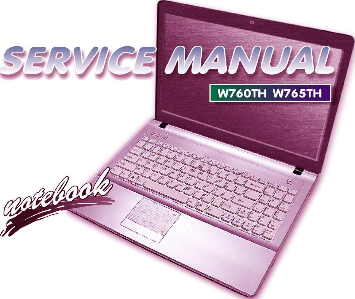 Clevo W760th W765th Service Manual S Manualscom Electrical And Lighting Wiring 39n39 Type Plugs Sockets
