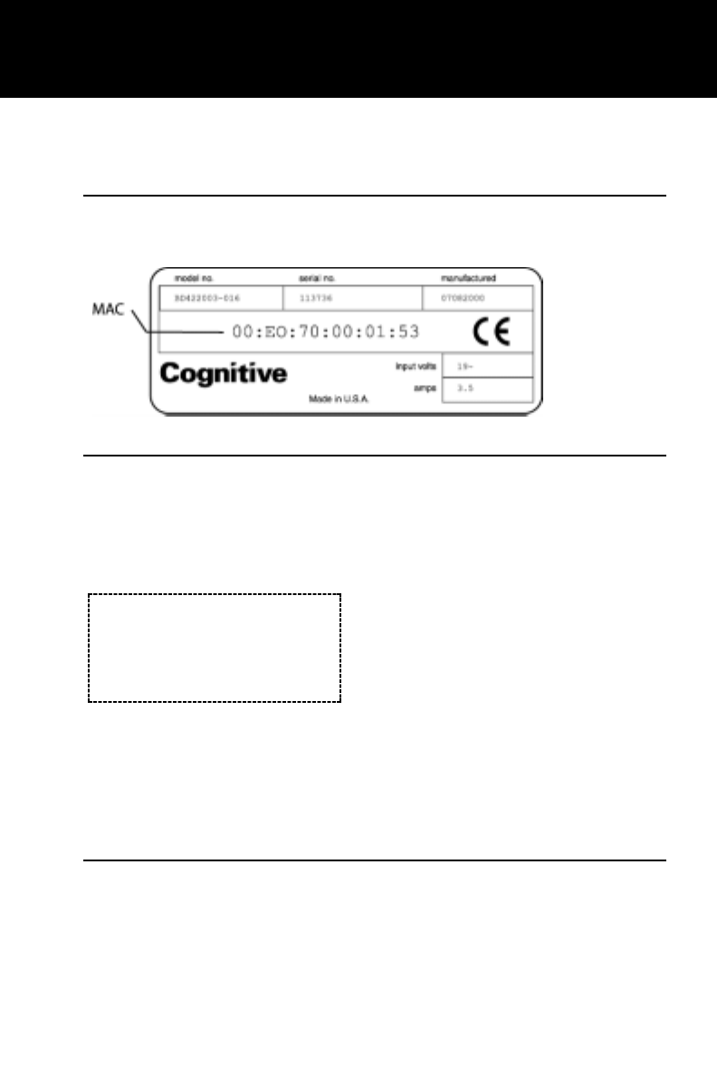 Cognitive Solutions Printer A799 Cognitivenetworkprinterguide