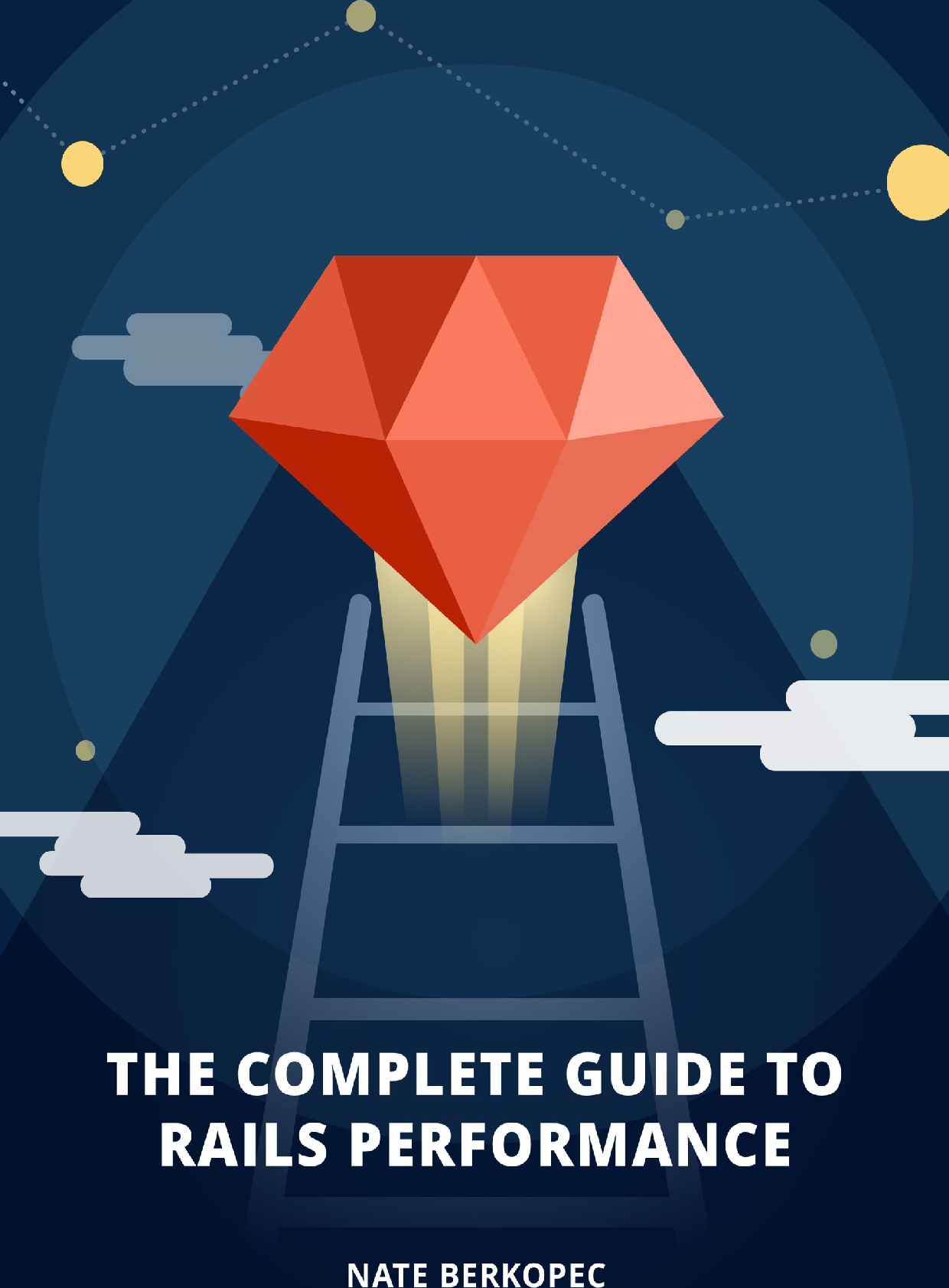 Table Of Contents guide to rails performance