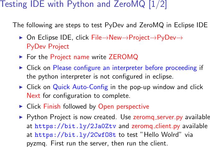Installation And Setup Of ZeroMQ, MetaTrader 4, Python IDE On