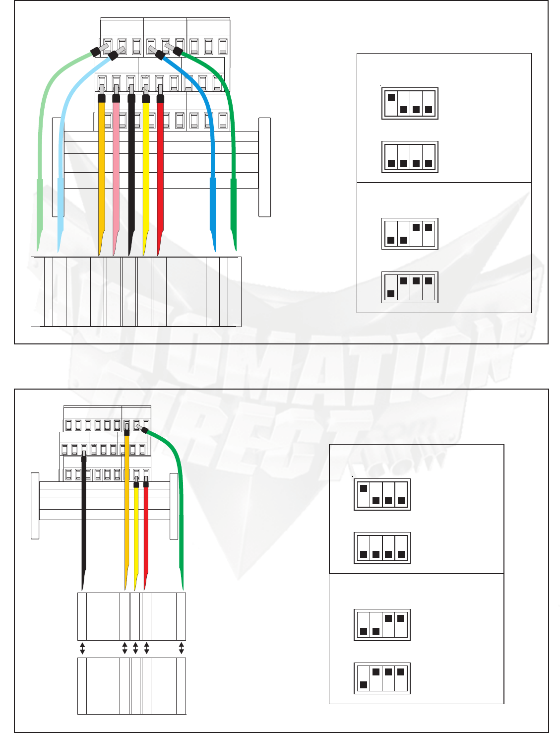 Dn25tb Manual Dn 25tb V12 Rs422 Wiring Diagram Connecting