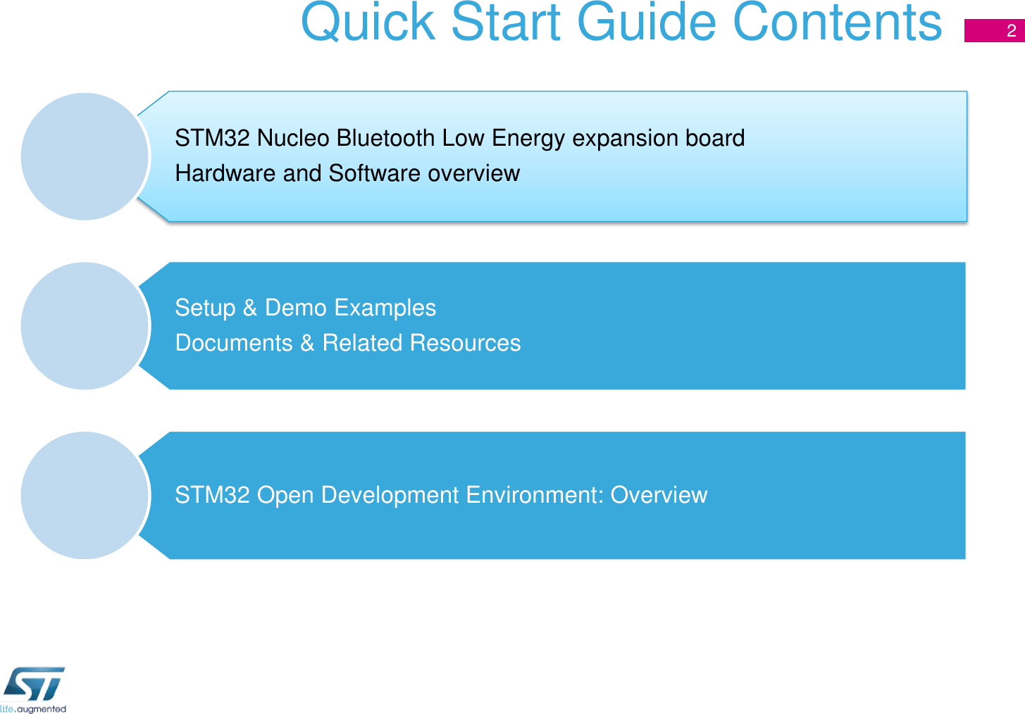 Quick_Start_Guide_X NUCLEO IDB04A1_ En X IDB04A1 Quick Guide