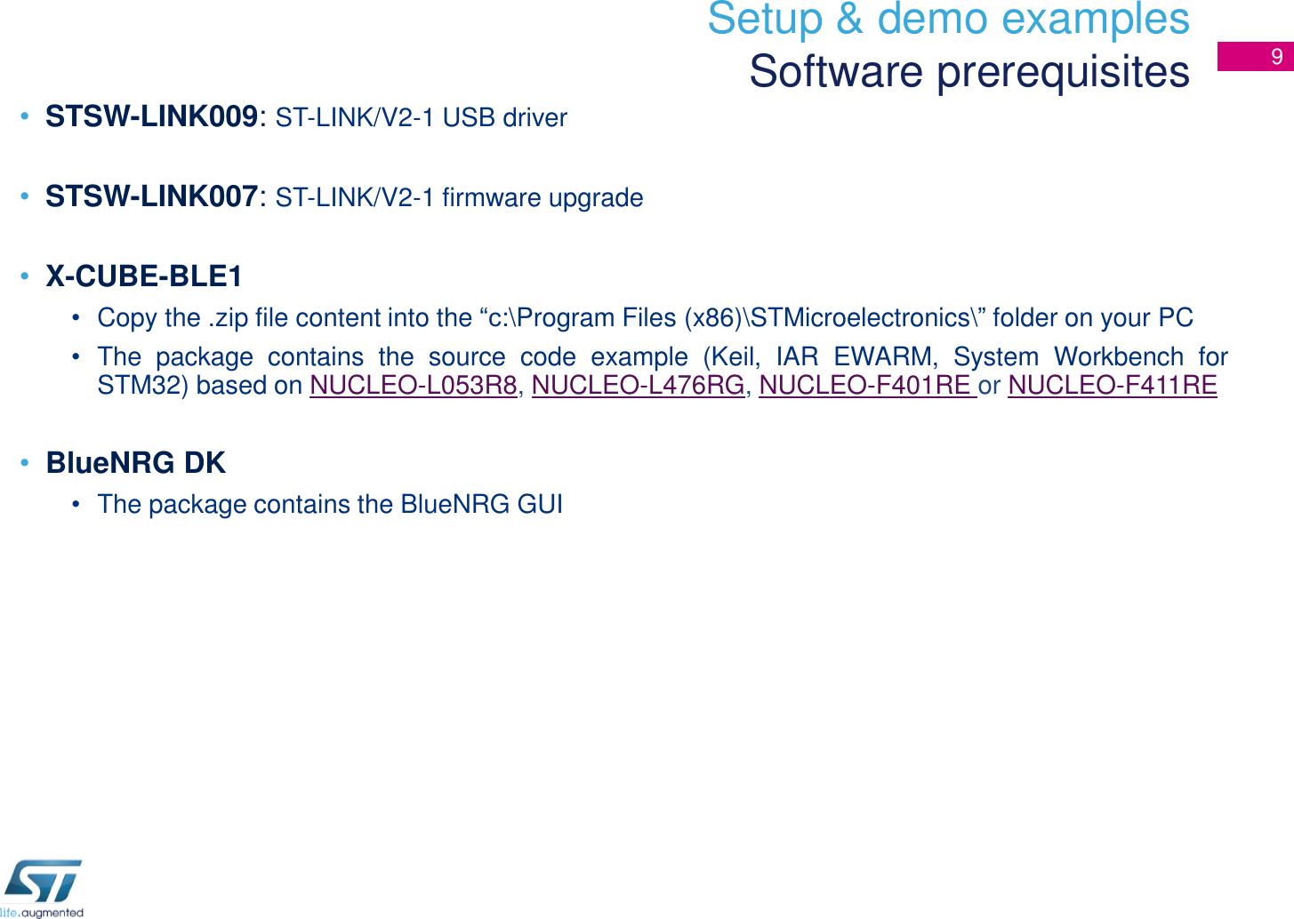 Quick_Start_Guide_X NUCLEO IDB04A1_ En X IDB04A1 Quick Guide
