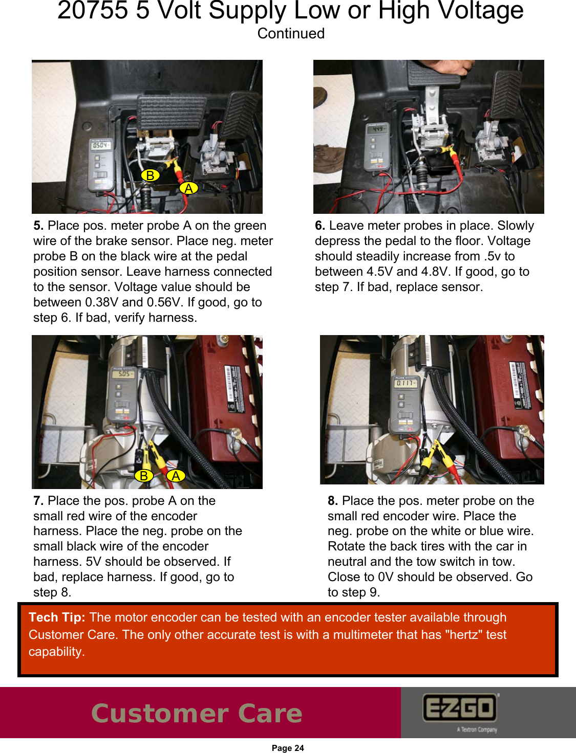 Ezgo RXV Danaher Codes T Shoot Guide 2 Danaher Encoders Wiring Diagram on