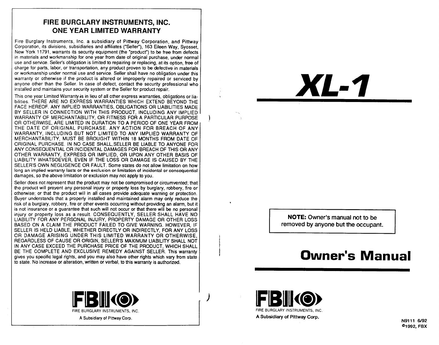xl 1 user manual fbi xl1 user fbi xl1 rh usermanual wiki Instruction Manual Book Instruction Manual Book
