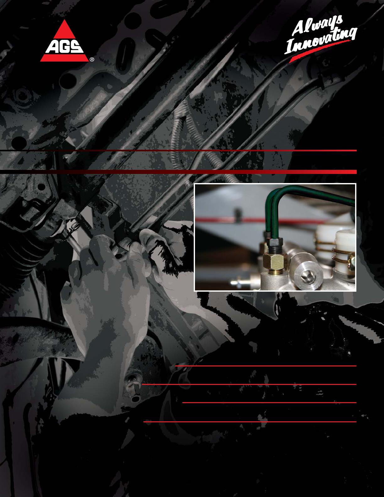 Adapter Fitting Assortment Union 1//4 Tube Nut BLFA-9 AGS 8 SKU