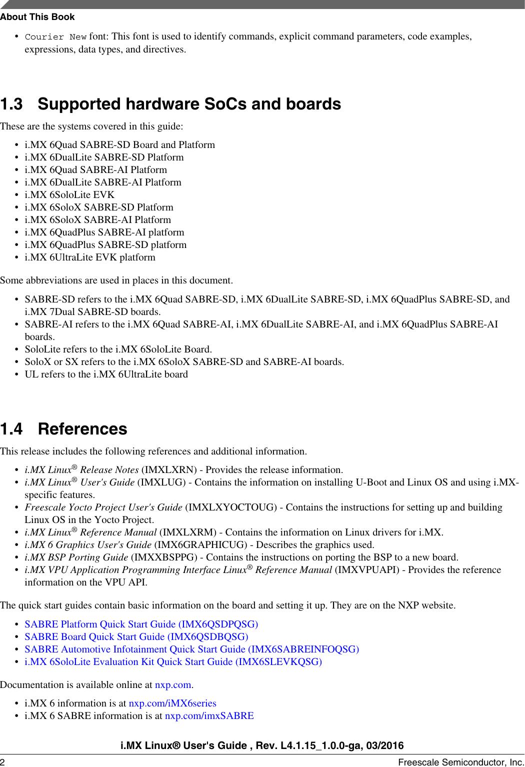 I MX Linux® User's Guide Linux