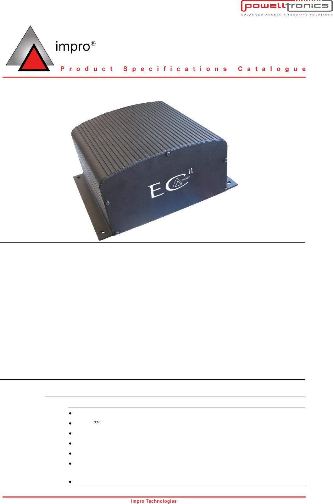ImproX (ECII) Ethernet Controller Impro_ixp400i Impro Ixp400iUserManual.wiki