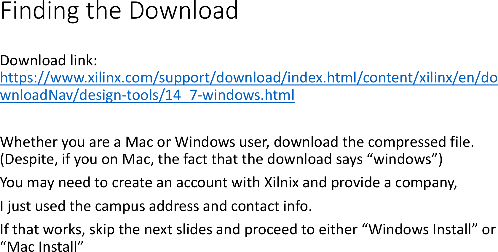 Installing Xilinx ISE (Windows 10) Installation Guide Virtualbox