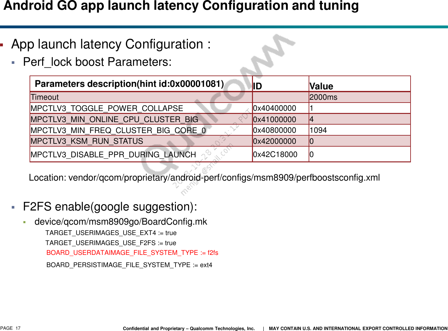 Qualcomm Android GO Performance Tuning Guide Kba 180720005030 1