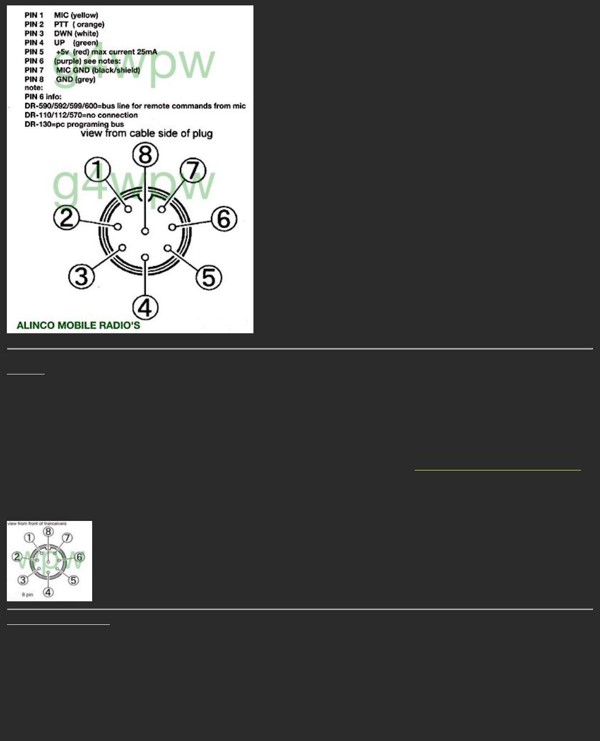 Date Tr2300 Microfones Ligacoes Hm 103 Microphone Wiring Diagrams