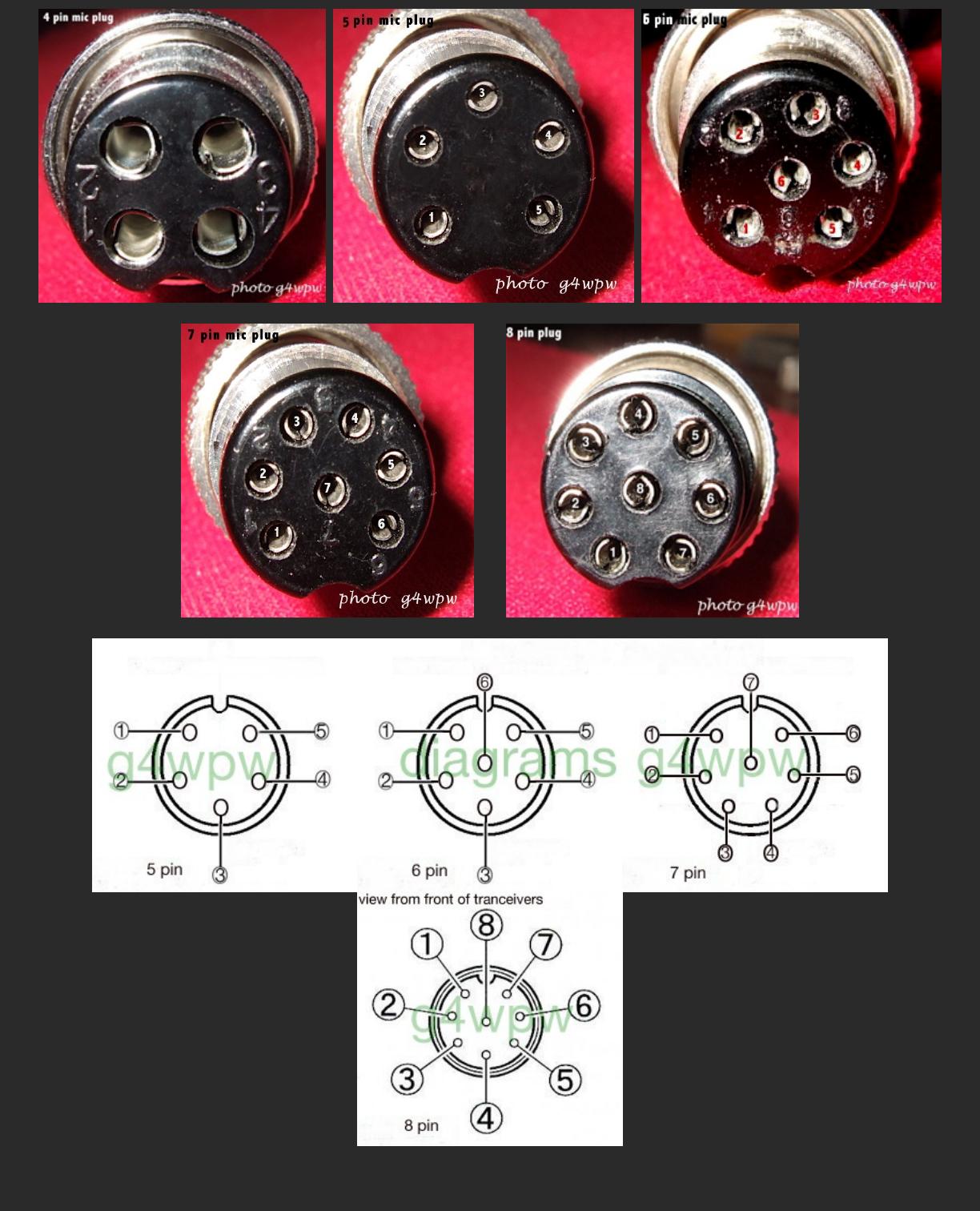Date Tr2300 Microfones Ligacoes Condenser Microphone Schematic For The Yaesu Mh31