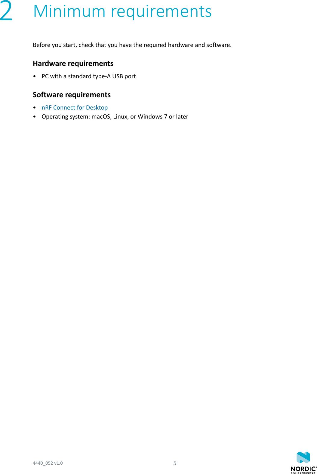 NRF52840 Dongle N RF52840 User Guide V1 0