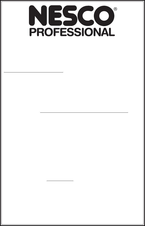 Wiring Diagram Nesco Coffee Roaster Manual Guide