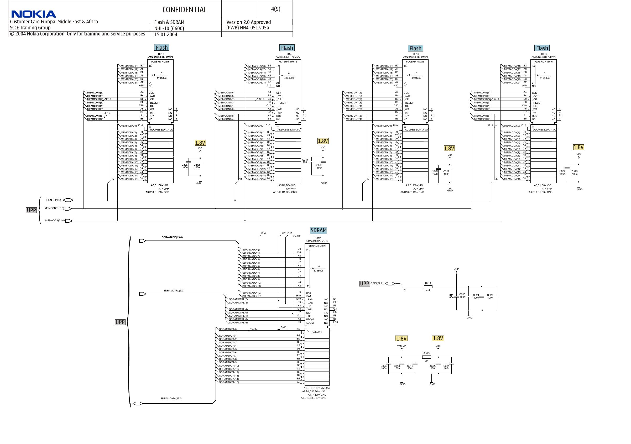 6600_NHL 10_schematics_2_0 Nokia 6600 Nhl 10 Schematics