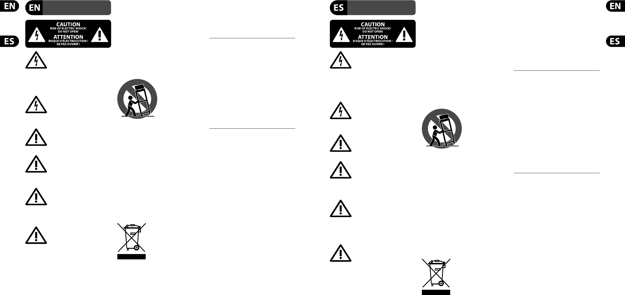 RCA-WH.Y2//1 Kabel für Active Subwoofer für Verstärker