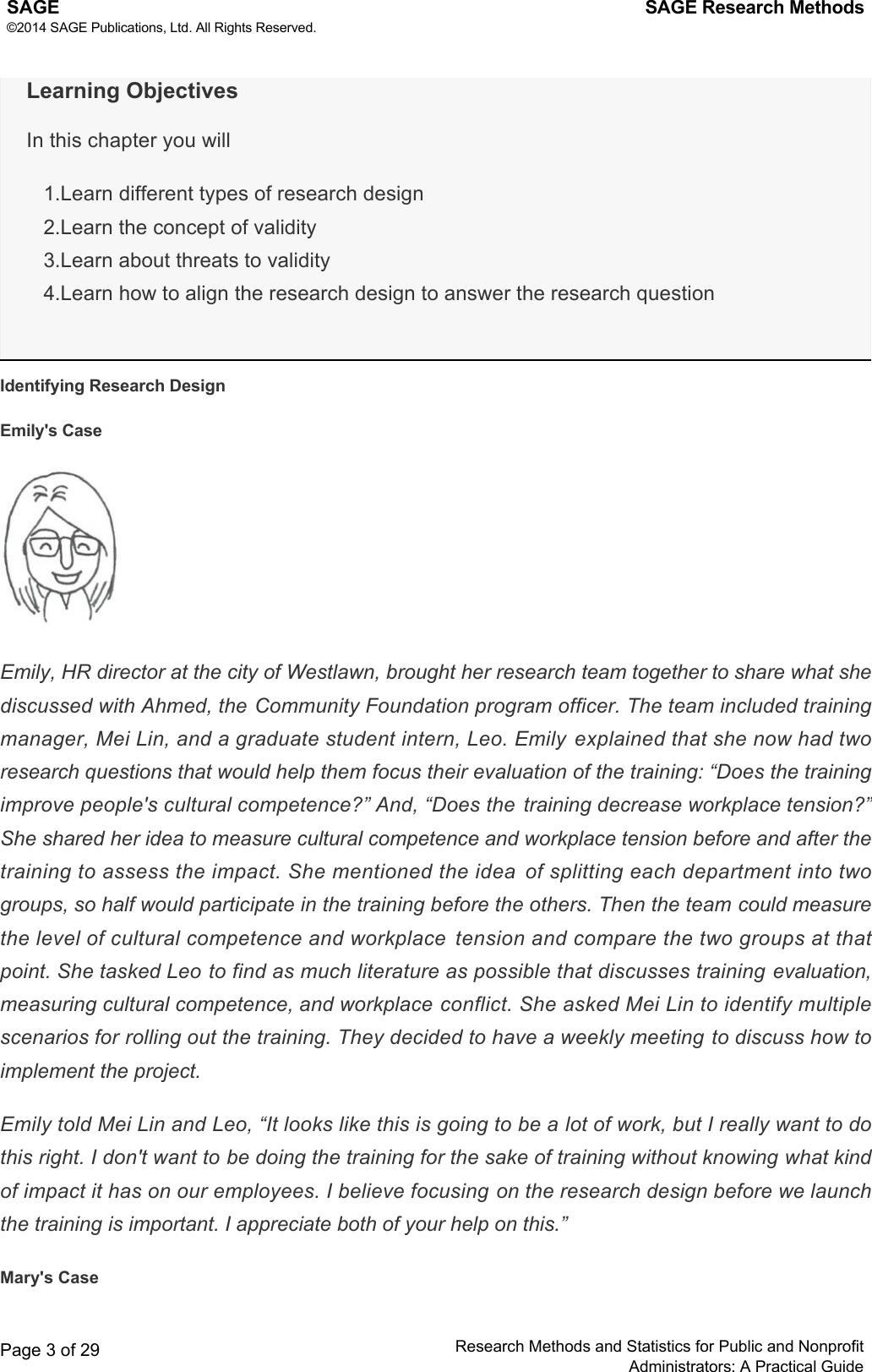 Research Methods And Statistics For Public Nonprofit Administrators