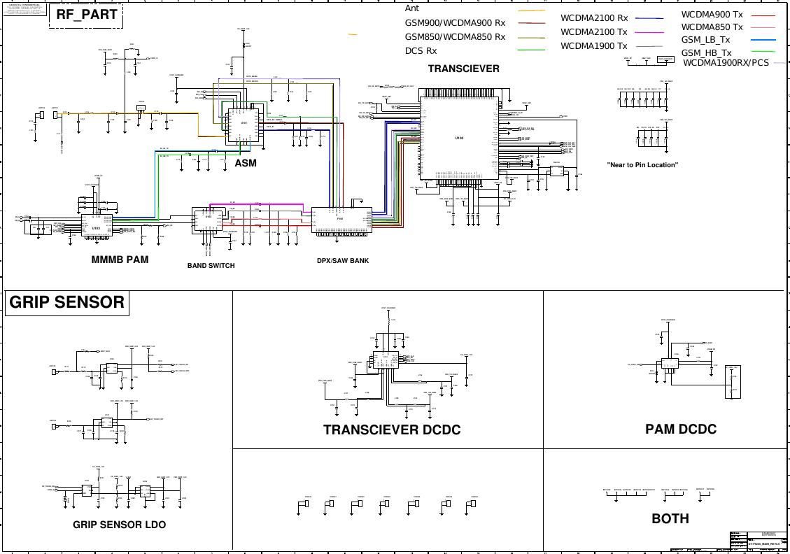Page 2 of 11 - Samsung GT-P3100 - Schematics. Www.s-manuals.com. R0.6 Schematics