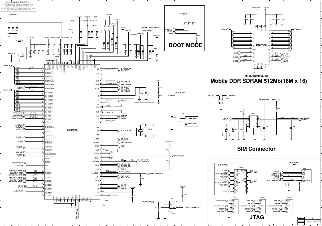 Page 4 of 11 - Samsung GT-P3100 - Schematics. Www.s-manuals.com. R0.6 Schematics
