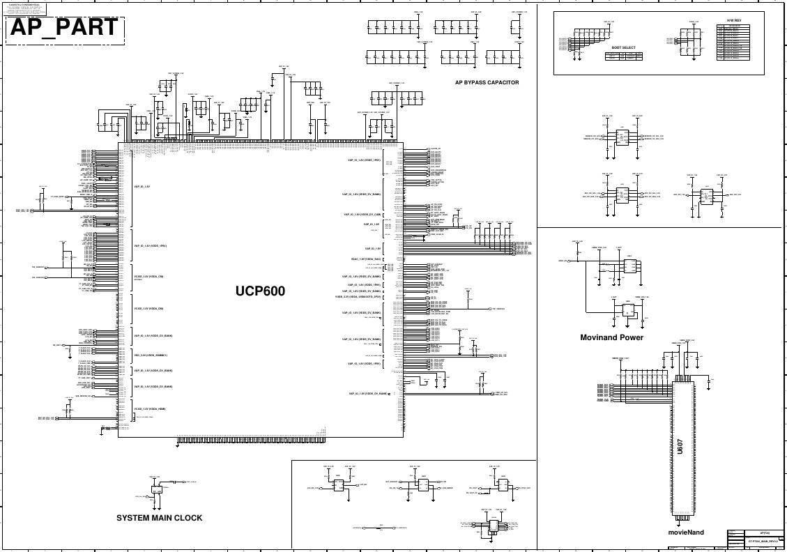 Page 7 of 11 - Samsung GT-P3100 - Schematics. Www.s-manuals.com. R0.6 Schematics