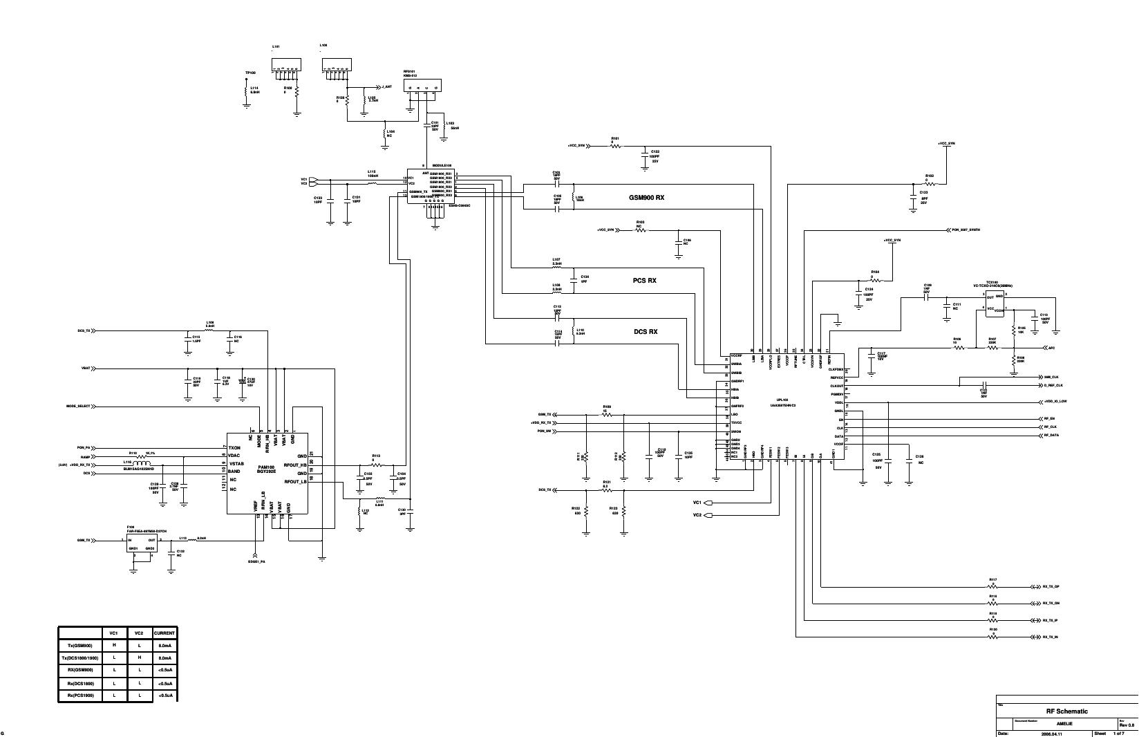 Samsung Sgh E500 Schematicsl S Manualscom Schematics R08 N620 Service Manual