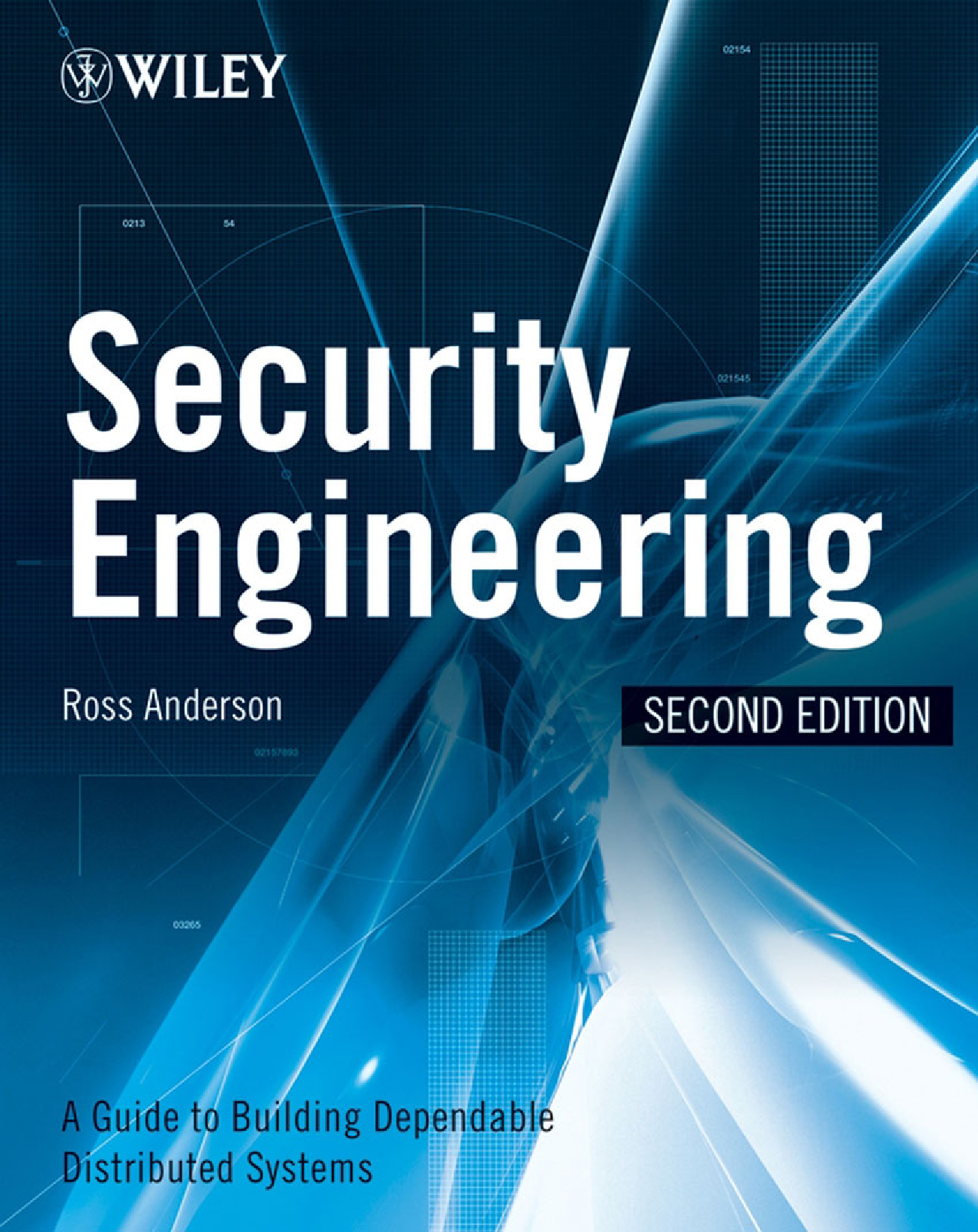 Security Engineering: A Guide To Building Dependable